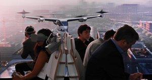 Dėl logistinių priežasčių dronai nebus skraidinami tiesiogiai pas klientus (nuotr. SCANPIX)