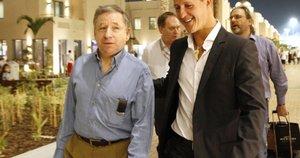 J. Todtas ir M. Schumacheris (nuotr. SCANPIX)