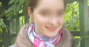 Profesoriaus nužudyta mergina (nuotr. stop kadras)