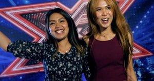 """Filipiniečių pasirodymai """"X faktoriaus"""" scenoje pavergė visus: uždainavo ir lietuviškai (nuotr. stop kadras)"""