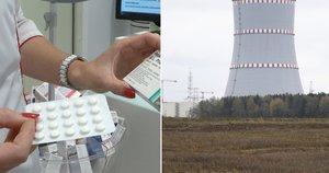 """Galimos nelaimės Astravo AE išsigandę lietuviai puola į vaistines: """"Atsarga bėdos nedaro"""" (nuotr. SCANPIX) tv3.lt fotomontažas"""