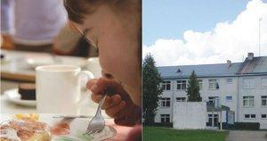 Kaimuose likę darželinukai negauna valgyti (Nuotr. rinkosaikste.lt fotomontažas)