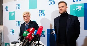 Ingrida Šimonytė ir Gabrielius Landsbergis (Greta Skaraitienė/Fotobankas)