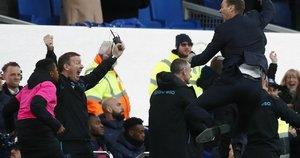 """""""Everton"""" įveikė Londono ekipą (nuotr. SCANPIX)"""