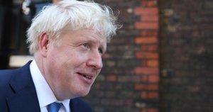 Borisas Johnsonas (nuotr. Scanpix)