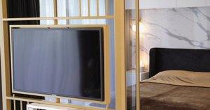 Sukūrė išskirtinį buto interjerą: nedidelę kvadratūrą išnaudojo maksimaliai
