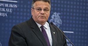 Linas Linkevičius (Paulius Peleckis/Fotobankas)