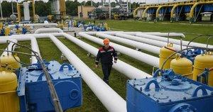 Dujų tranzitas Ukrainoje (nuotr. SCANPIX)