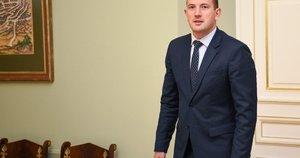 Prezidento ir ministro Sinkevičiaus susitikimas (nuotr. Fotodiena/Justinas Auškelis)