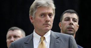 Kremliaus atstovas spaudai Dmitrijus Peskovas (nuotr. SCANPIX)