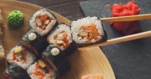 Sushi namuose  (nuotr. Shutterstock.com)