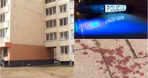 Nužudymas Panevėžyje (nuotr. TV3)