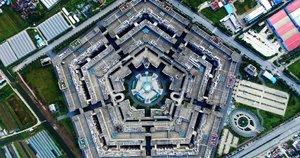JAV saugumo tvirtovė – Pentagonas (nuotr. SCANPIX)