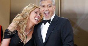 George Clooney ir Julia Roberts (nuotr. SCANPIX)