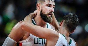 Lietuvos rinktinė žais Kaune (nuotr. FIBA)