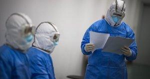 Kinijoje plinta Koronavirusas (nuotr. SCANPIX)