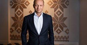 """""""Swedbank"""" vyriausiasis ekonomistas dr. Nerijus Mačiulis (nuotr. Organizatorių)"""