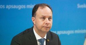 Sveikatos apsaugos ministras Aurelijus Veryga (nuotr. Justinio Auškelio/Fotodiena.lt)