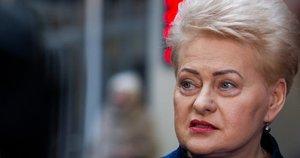 Dalia Grybauskaitė (Paulius Peleckis/Fotobankas)