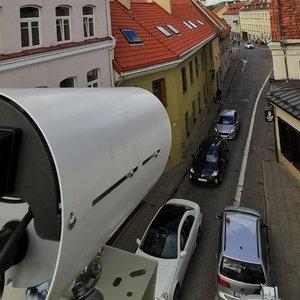 Aktualu sostinės vairuotojams: senamiestį pradeda stebėti išmaniosios kameros