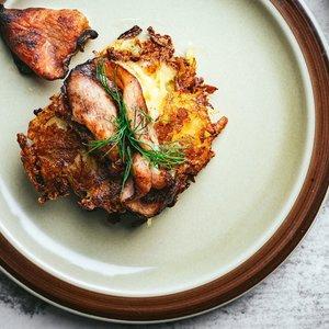 Ypatingo skonio bulviniai blynai pagal Vylių: norėsis dar ir dar