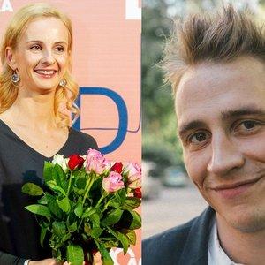 Ištekėjo 41-erių aktorė Jackevičiūtė: mylimasis – 15 metų jaunesnis aktorius