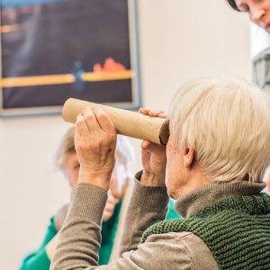 Alzheimerio liga moko atjausti ir iš naujo pažinti artimuosius