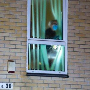 Aiškėja detalės apie įtariamąjį, kuris Ukmergėje nušovė 47-erių vyrą