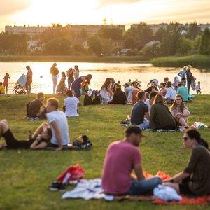 Į Lietuvą atkeliauja bobų vasaros orai