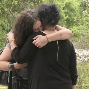 Po skyrybų su italu moteris prarado viltį susigrąžinti vaikus