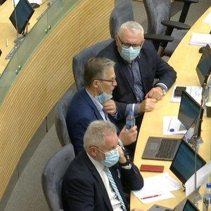 Neperrinktiems Seimo nariams – nuo 3 000 iki beveik 17 000 eurų išmokos