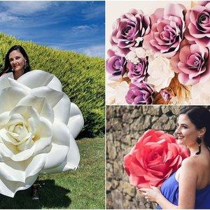 Sandros kuriamos gėlės žavi tūkstančius: atskleidė, kaip pasigaminti patiems
