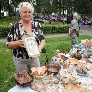 Iš depresijos ir nepasitikėjimo savimi išsivaduoti padeda keramika
