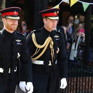Svarbiu momentu nepalaikęs Markle, Williamas sulaukė atkirčio iš Harry: tai padidino jų atskirtį