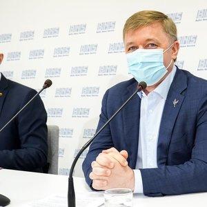 Žinia iš Seimo: skleidžiami gandai dėl privalomų skiepų