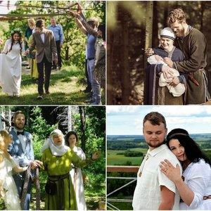 Šios vestuvių tradicijos sparčiai populiarėja Lietuvoje: trokšta būti arčiau gamtos