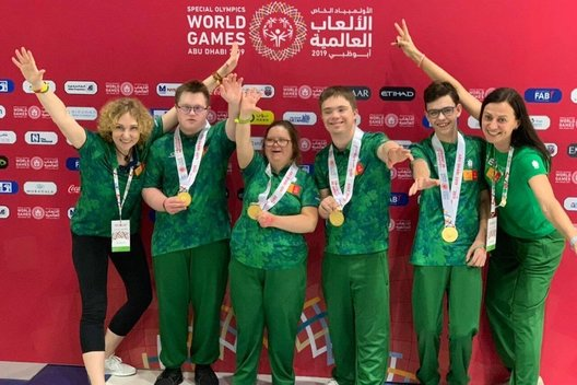 Abu Dabyje vykusiose specialiosios olimpiados žaidynėse – rekordinis medalių skaičius