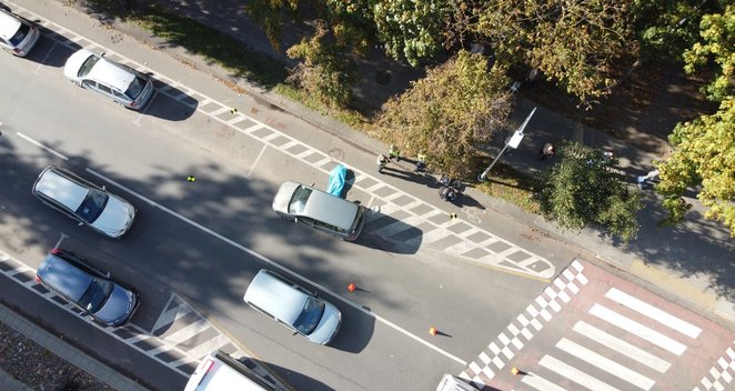 Nelaimė Vilniuje: žuvo žmogus