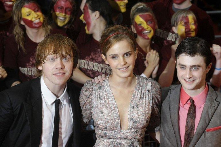 """""""Hario Poterio"""" žvaigždės (nuotr. SCANPIX)"""