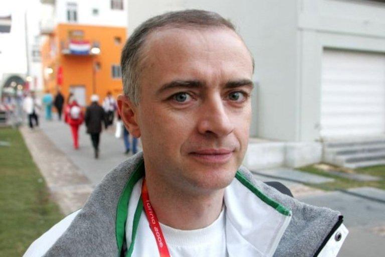 Dalius Barkauskas (nuotr. Fotodiena.lt/Alfredo Pliadžio)
