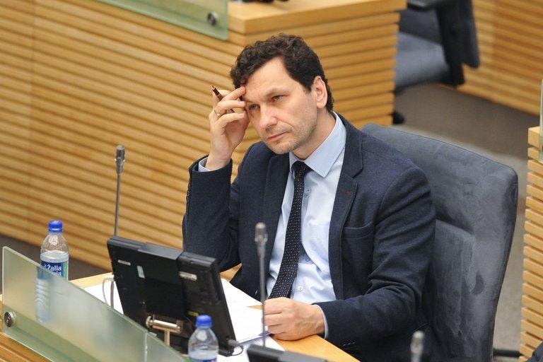 Valstietis Robertas Šarknickas (nuotr. Fotodiena.lt)