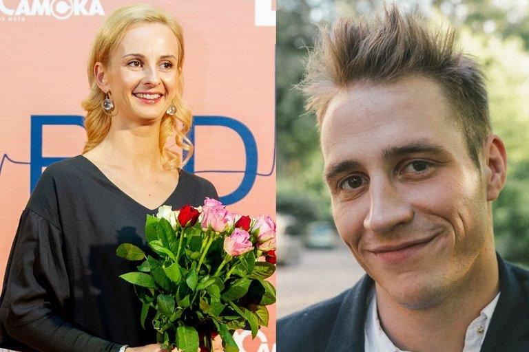 Ieva Jackevičiūtė ir Raimondas Klezys (tv3.lt fotomontažas)