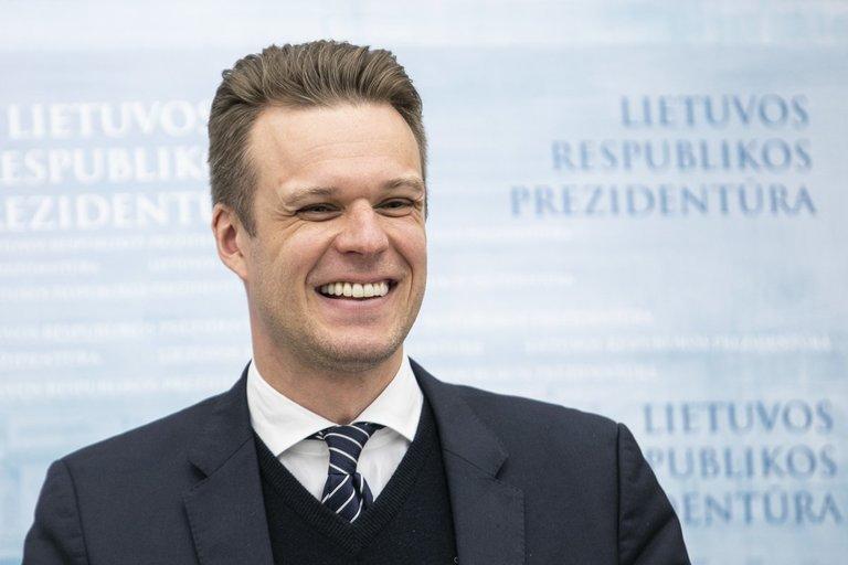 Gabrielius Landsbergis (Paulius Peleckis/Fotobankas)