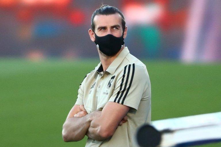 G.Bale'as (nuotr. SCANPIX)