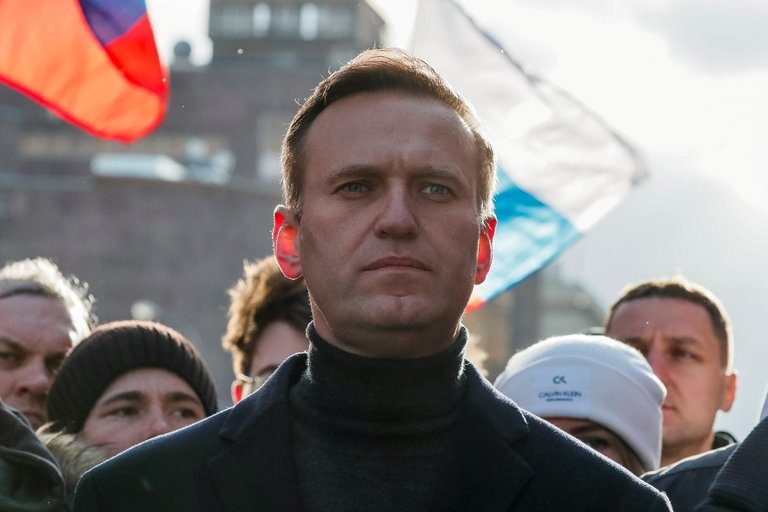 Navalnas – išvestas iš komos būsenos, jo būklė gerėja (nuotr. SCANPIX)