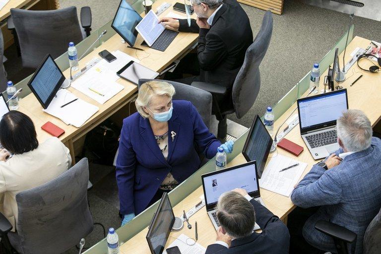 Rasa Budbergytė (Paulius Peleckis/Fotobankas)
