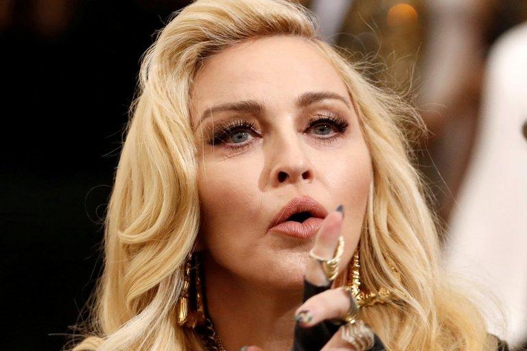 Madonna (nuotr. SCANPIX)