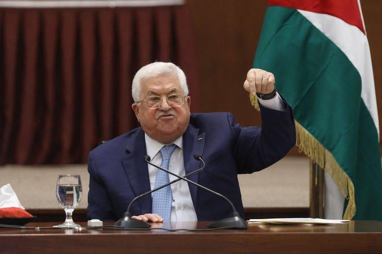 Mahmudas Abbasas (nuotr. SCANPIX)