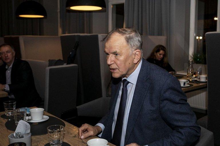 LSDP rinkimų štabas (Paulius Peleckis/Fotobankas)