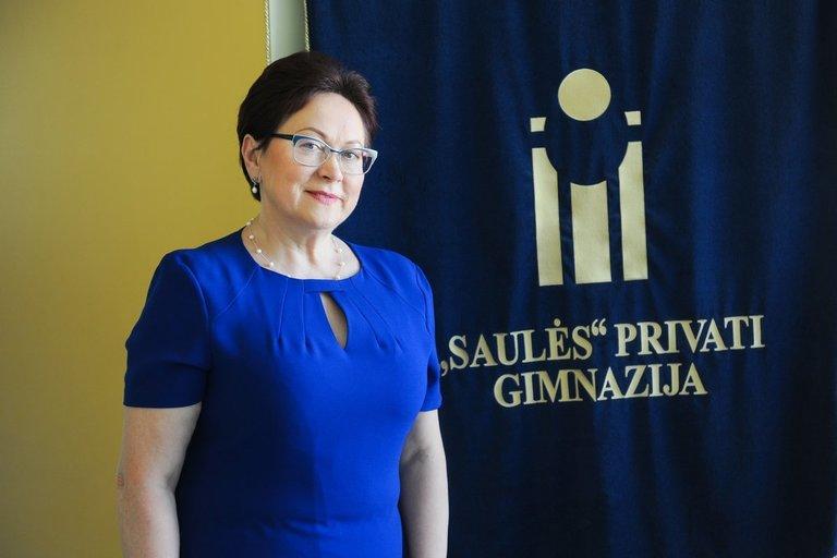 Irena Baranauskienė  (nuotr. Organizatorių)